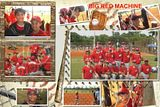 FIrst Game Big RED Machine - Scrapblog